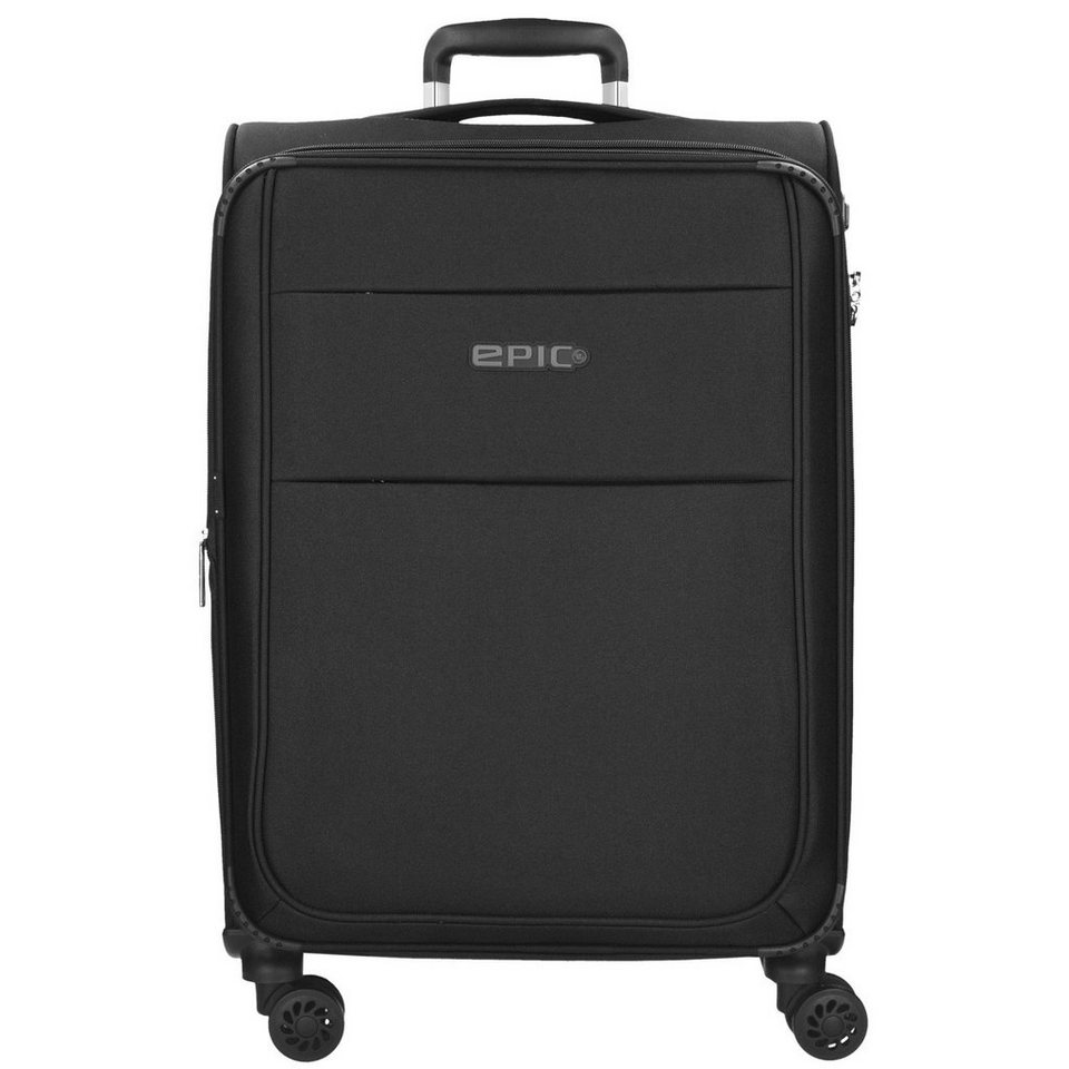 EPIC DiscoveryAIR ULTRA 4-Rollen Trolley 77 cm in black