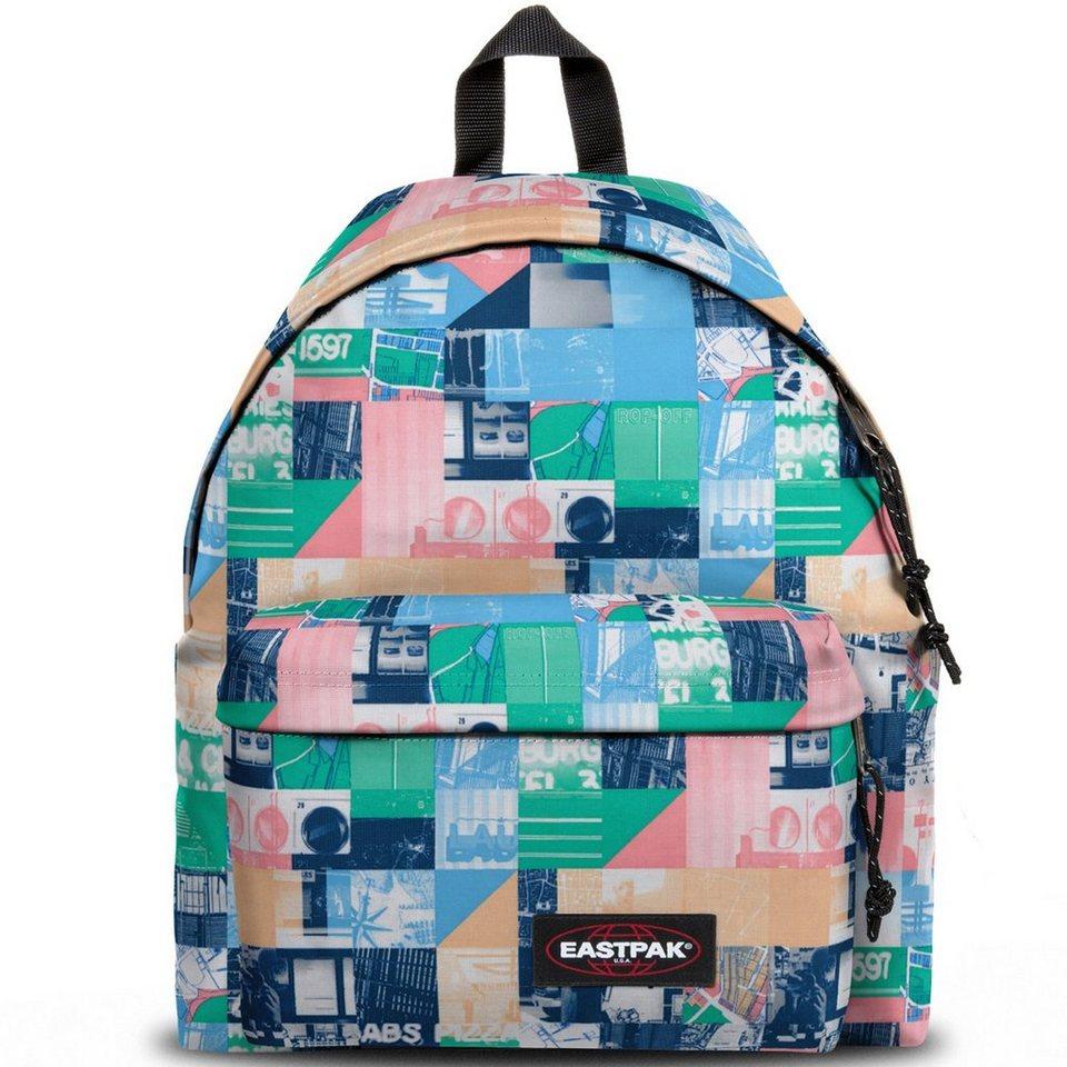 EASTPAK Eastpak Authentic Collection Padded Pak'r 162 Rucksack 40 cm in quadrangle soft