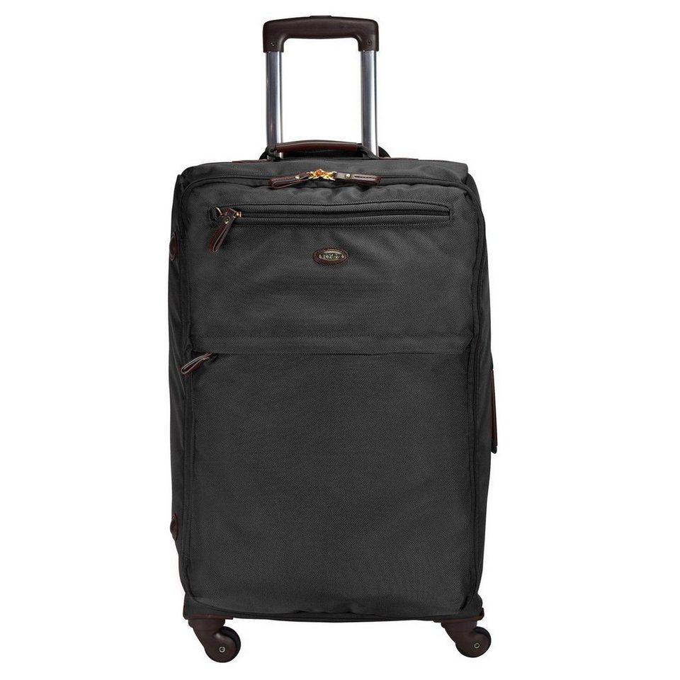Bric's Bric's X-Travel 4-Rollen Trolley 65 cm in black