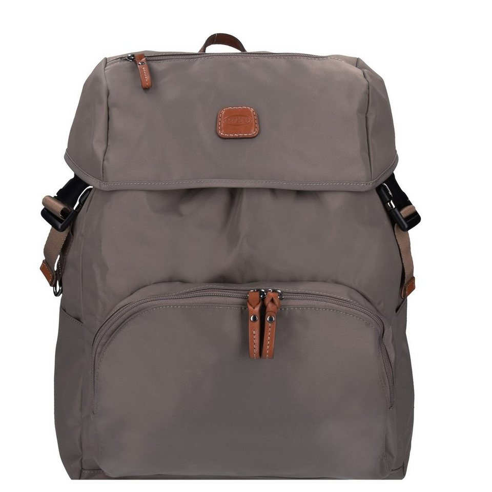 Bric's X-Travel Rucksack 39 cm in dove grey