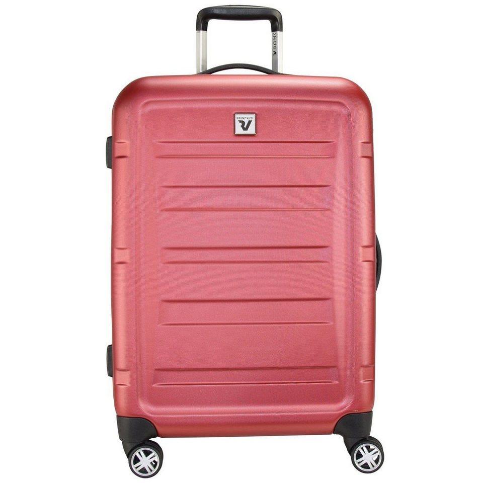 Roncato Roncato Passenger 4-Rollen Trolley 77 cm in rosso
