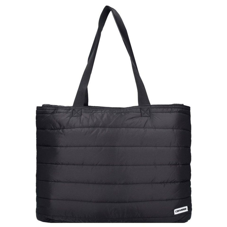 CONVERSE Converse All Star Packable Tote Shopper Tasche 49 cm in black