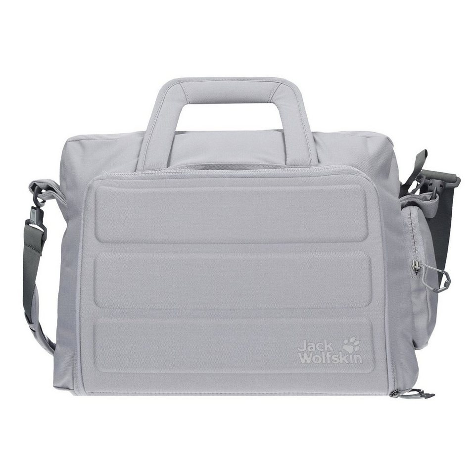Jack Wolfskin Jack Wolfskin Daypacks & Bags Werrington Aktentasche 40 cm Lapto in alloy