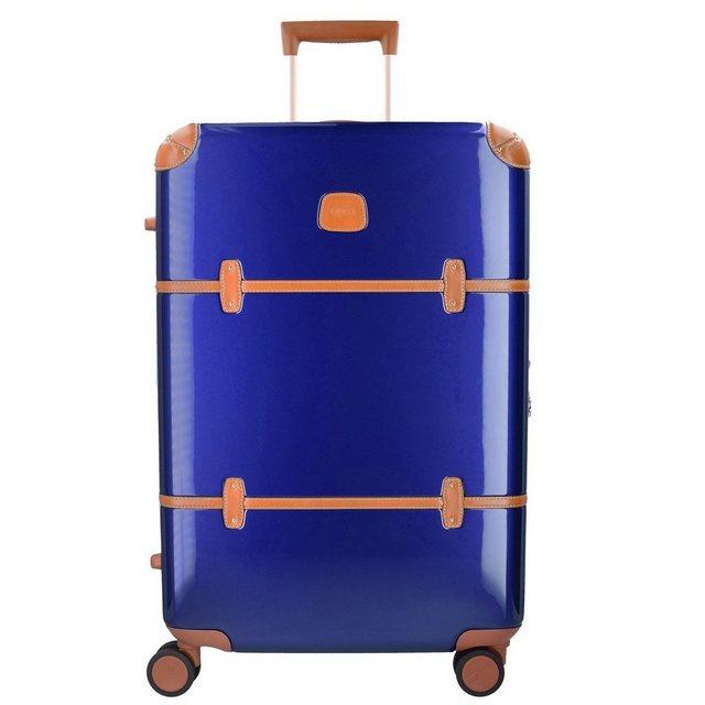Bric's Bellagio 4-Rollen Trolley 70 cm | Taschen > Koffer & Trolleys > Trolleys | Blau | Bric's