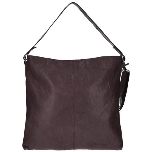 Spikes & Sparrow Bronco Shopper Tasche Leder 35 cm