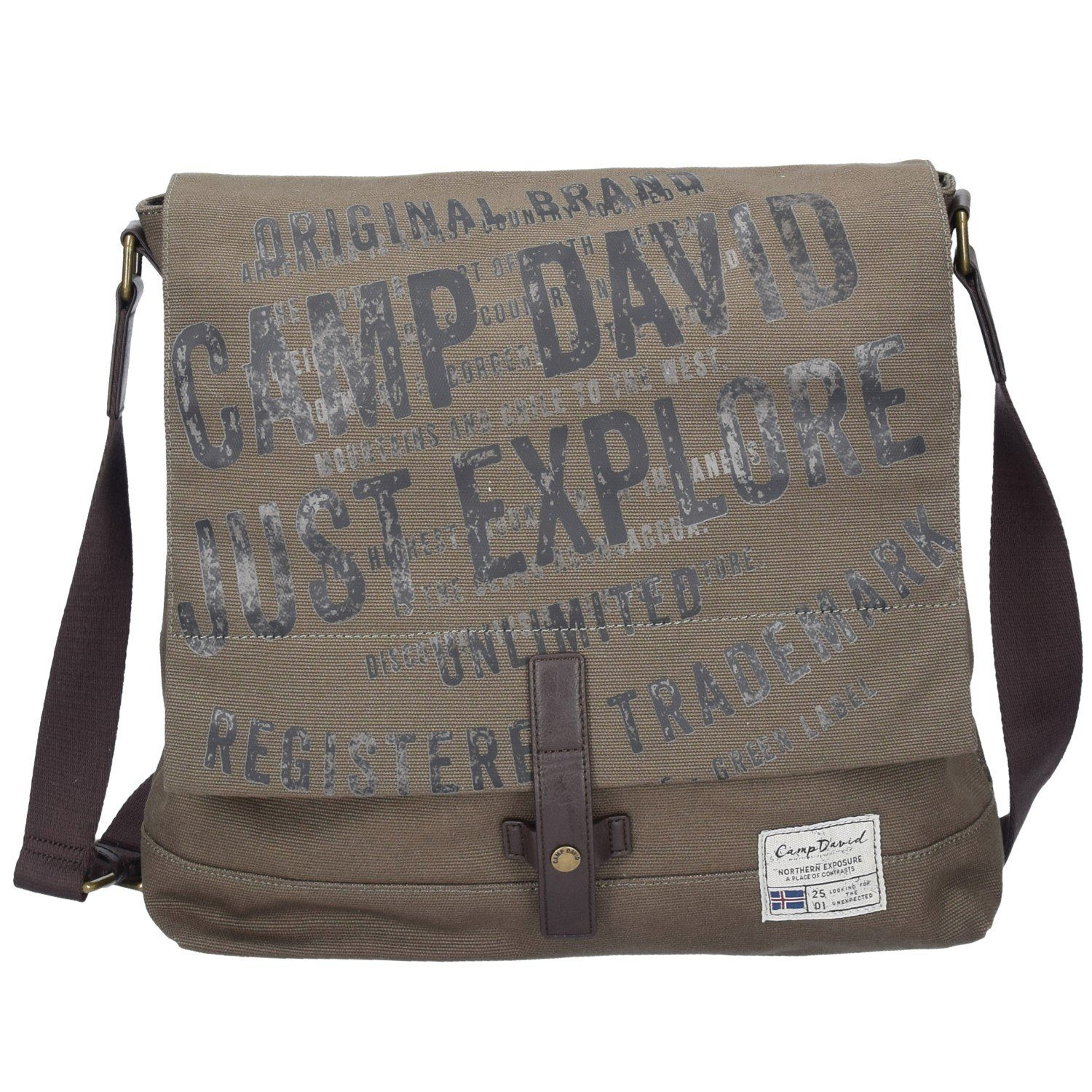 CAMP DAVID Yukon River Messenger 35 cm