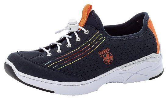 Rieker Slip-On Sneaker mit komfortabler MemoSoft-Ausstattung