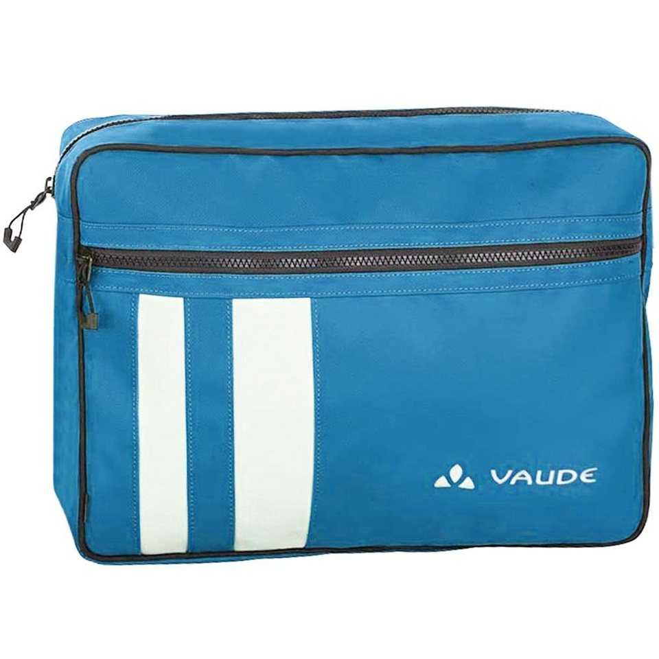 VAUDE Wash Off Ewald Messenger 38 cm in azure