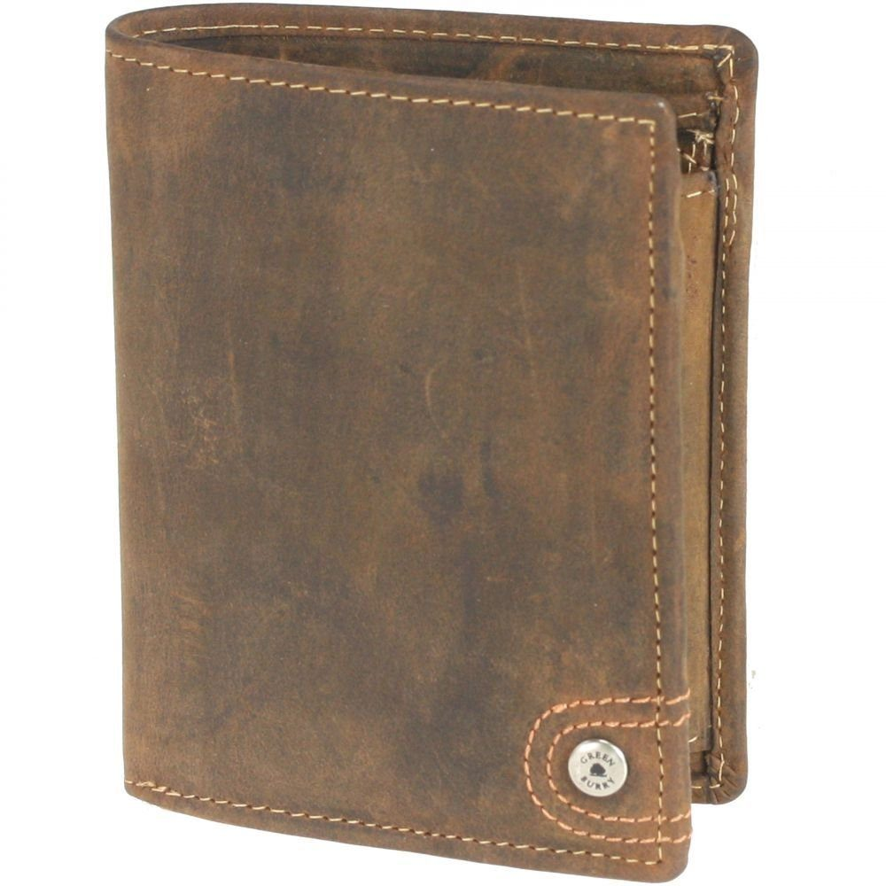 Greenburry Vintage Revival Vol. 1 Geldbörse Leder 10 cm