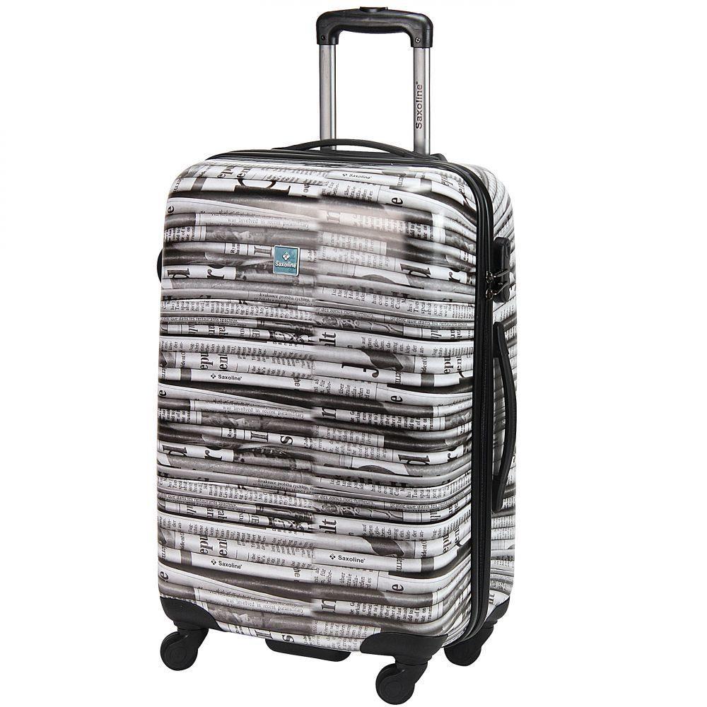 Saxoline® Newspaper 4-Rollen Trolley 77 cm