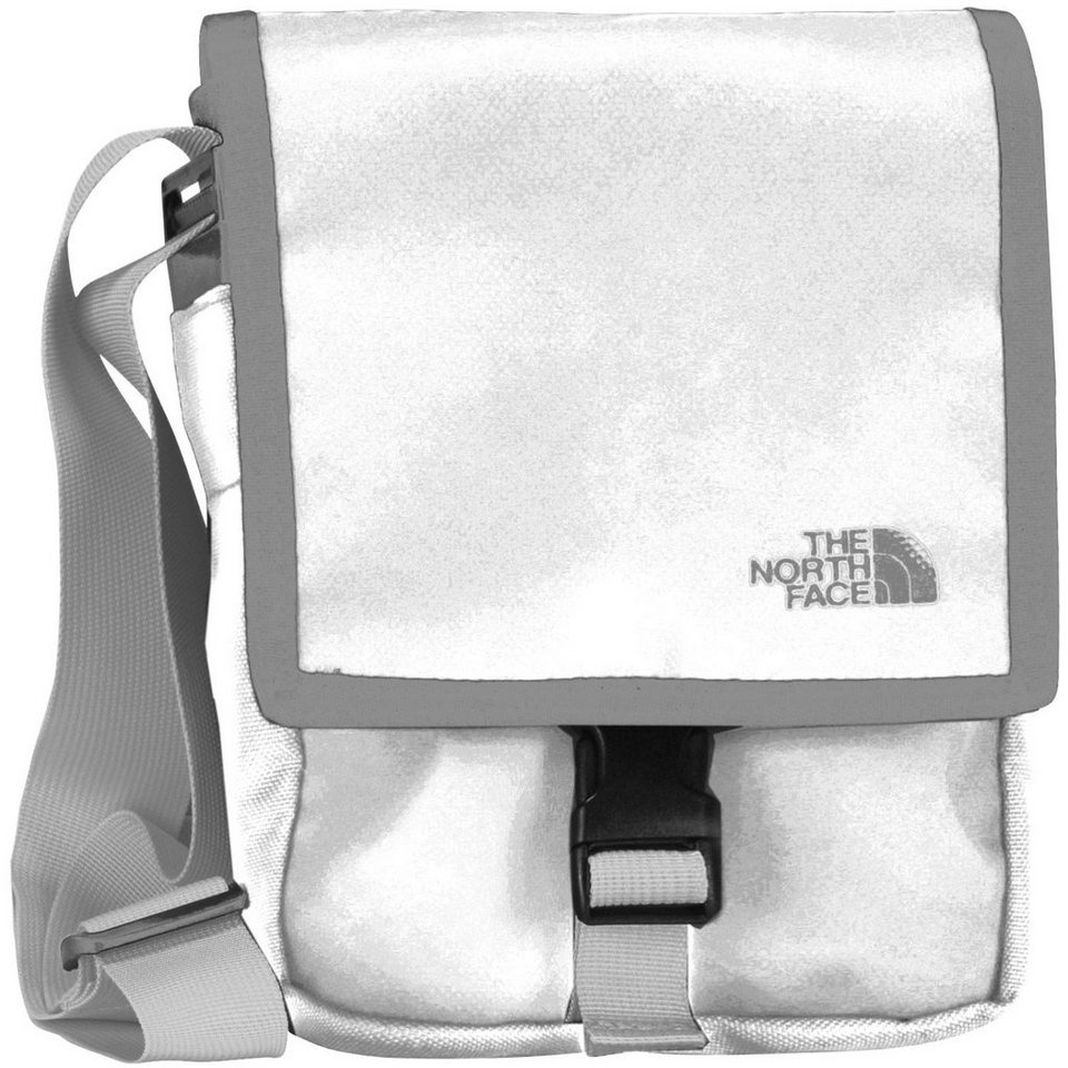 The North Face Base Camp Bardu Bag Umhängetasche 18 cm in TNF white- zinc grey