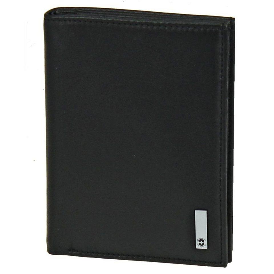 Victorinox Altius 3.0 Grenoble Geldbörse Leder 10 cm in black
