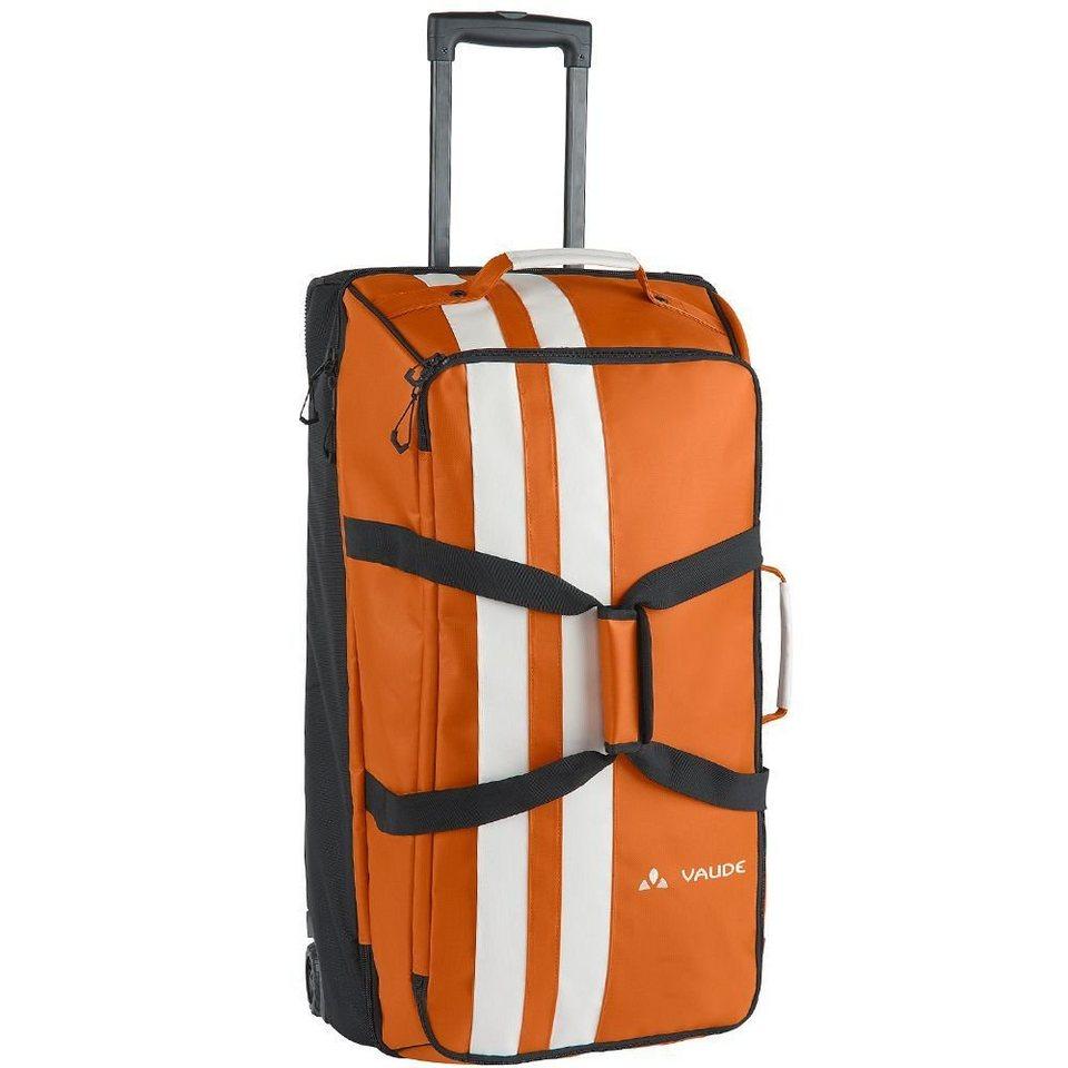 VAUDE New Islands Tobago 90 2-Rollen Reisetasche 75 cm in orange