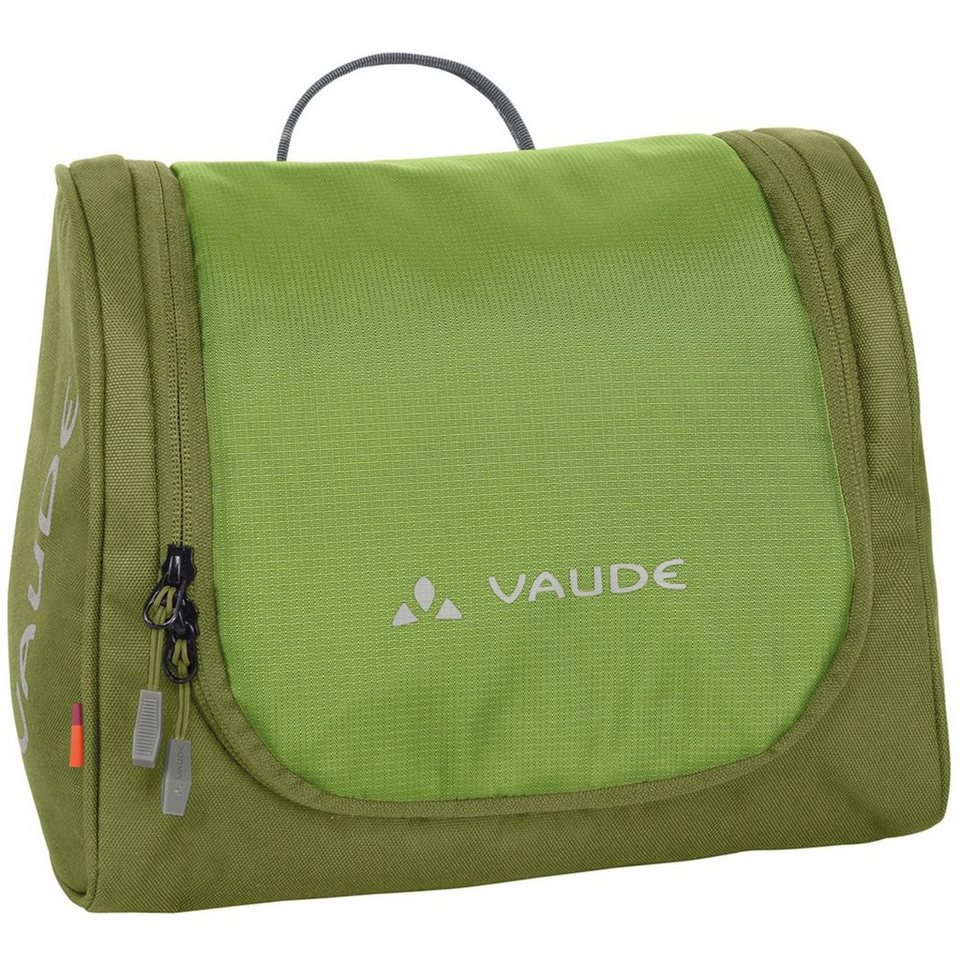 VAUDE Tecotorial Tecowash Kulturtasche 22 cm in holly green