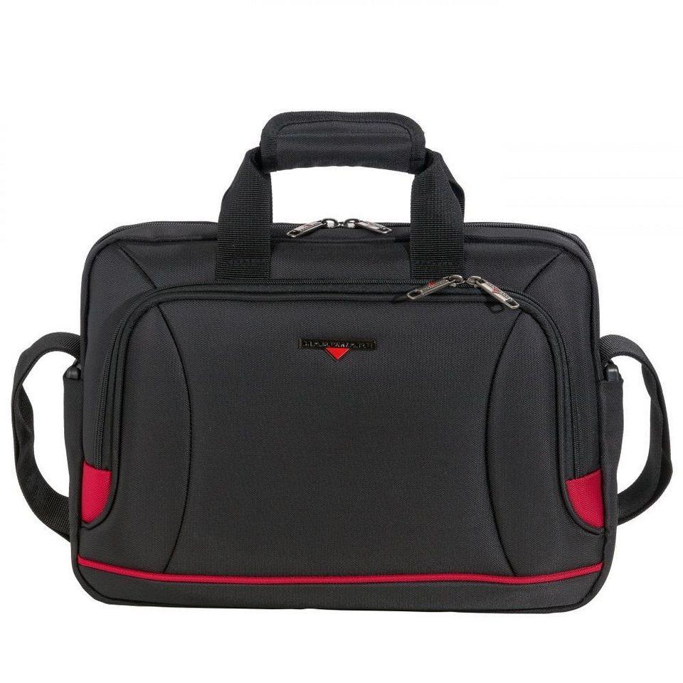 Hardware O-Zone Bordbag Flugumhänger 38 cm in black-red