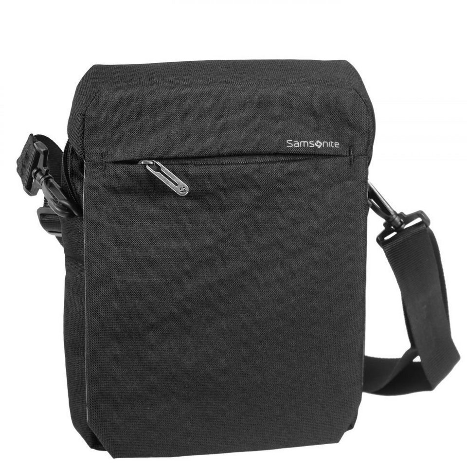 Samsonite Network 2 Tablet Crossover Bag 23 cm in charcoal
