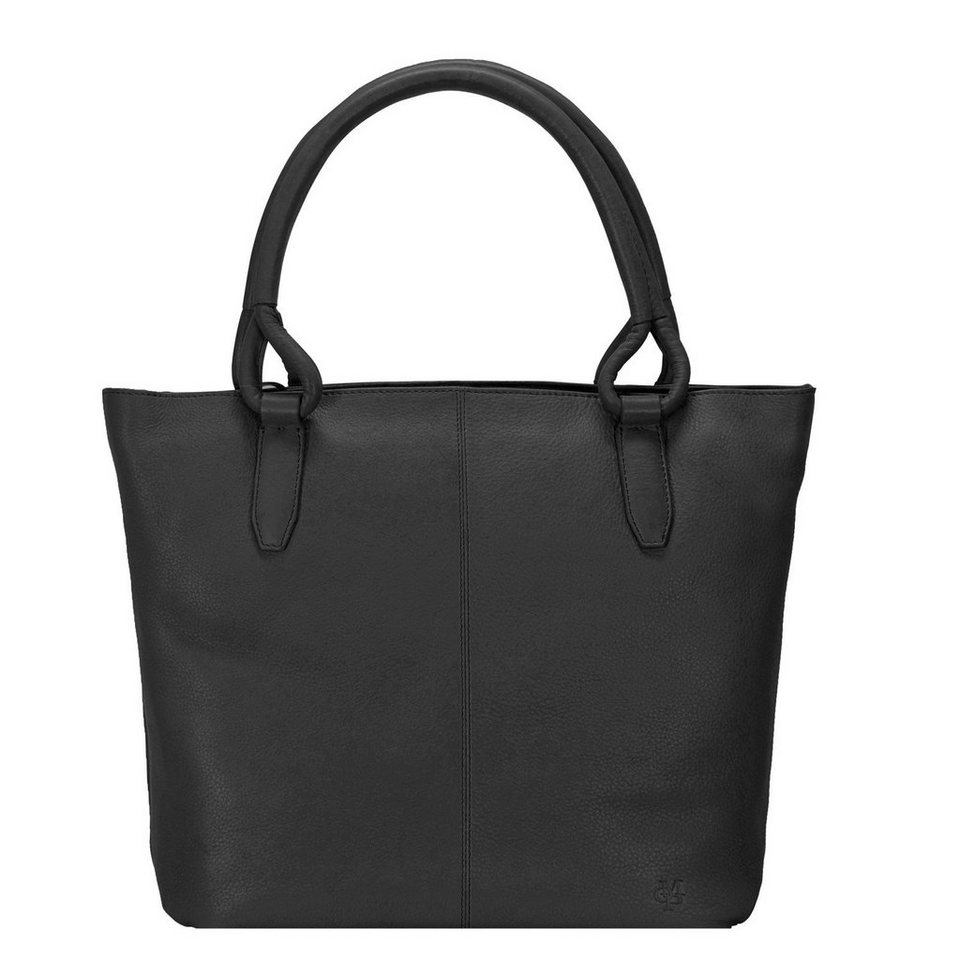 marc o 39 polo leather loop shopper leder 25 cm otto. Black Bedroom Furniture Sets. Home Design Ideas