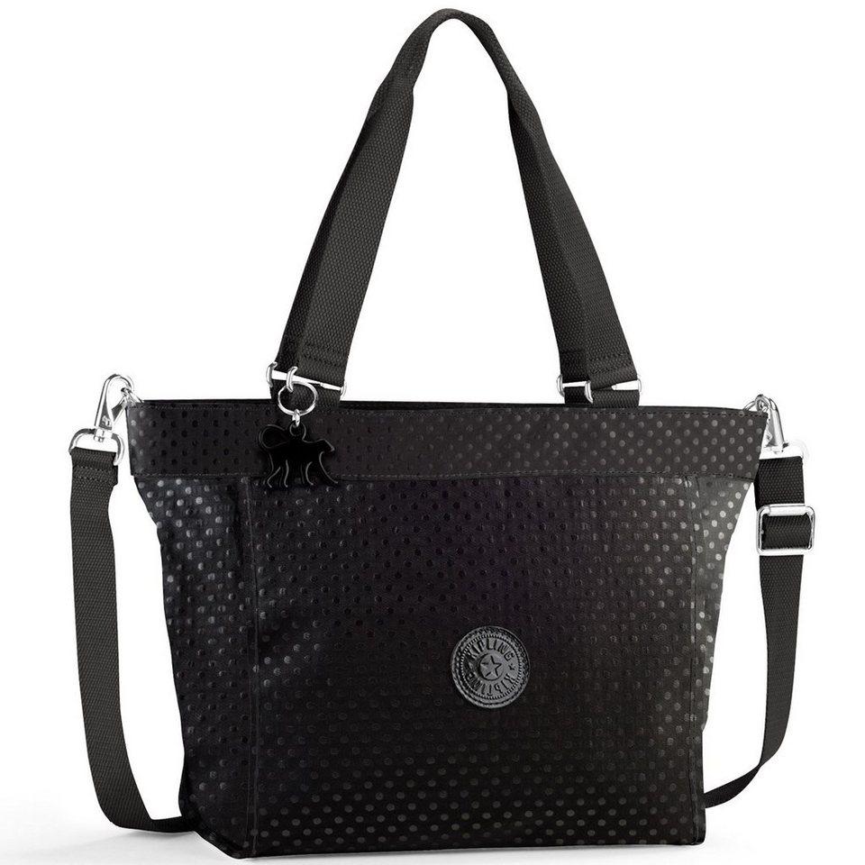 Kipling Kipling Basic New Shopper S Tasche 29 cm in black dot emb c