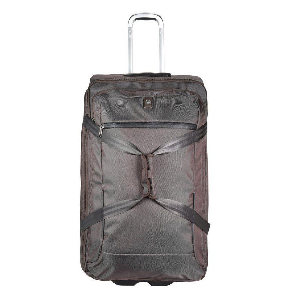 Go Travel Go Travel Koffer + Trolleys Rolling Duffle 30 2-Rollen Reisetasc in cappucino brown