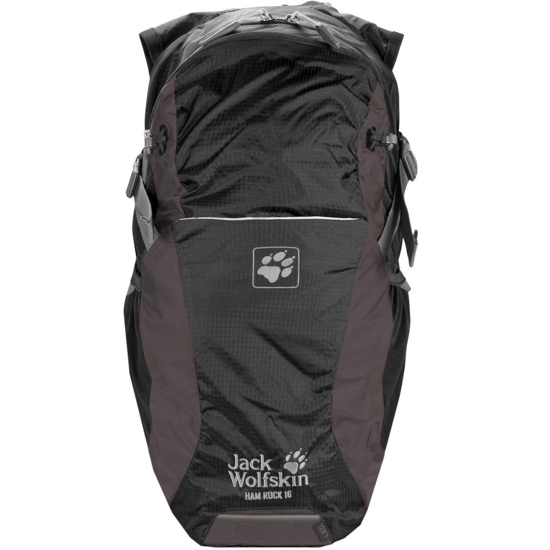 Jack Wolfskin Daypacks & Bags Ham Rock 16 Rucksack 47 cm