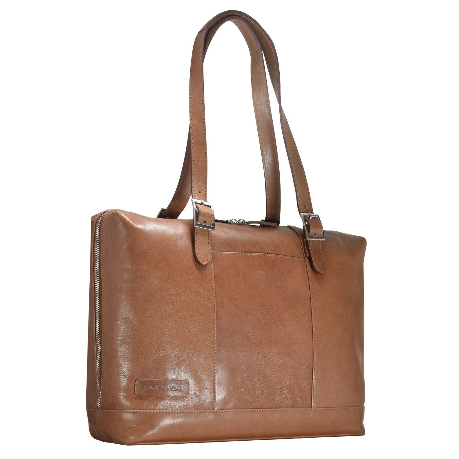 Plevier 800er Serie Business Shopper Tasche 42 cm Laptopfach
