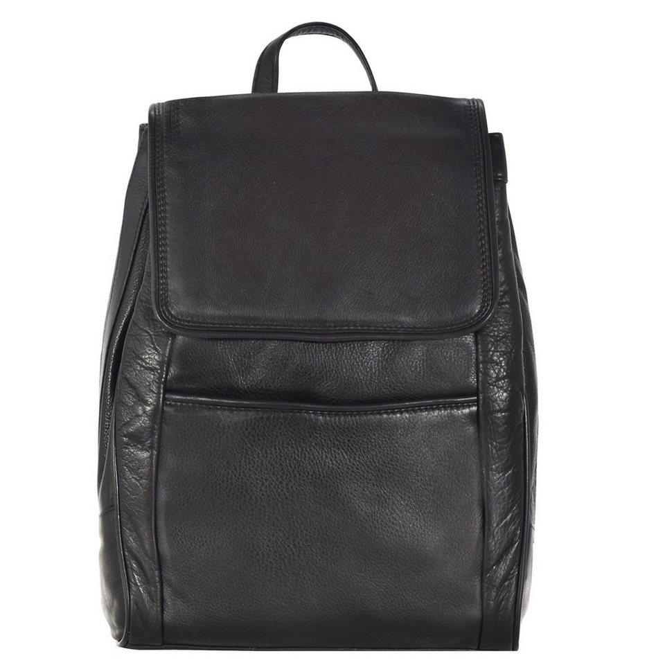 maestro elegance damen city rucksack leder 30 cm otto. Black Bedroom Furniture Sets. Home Design Ideas