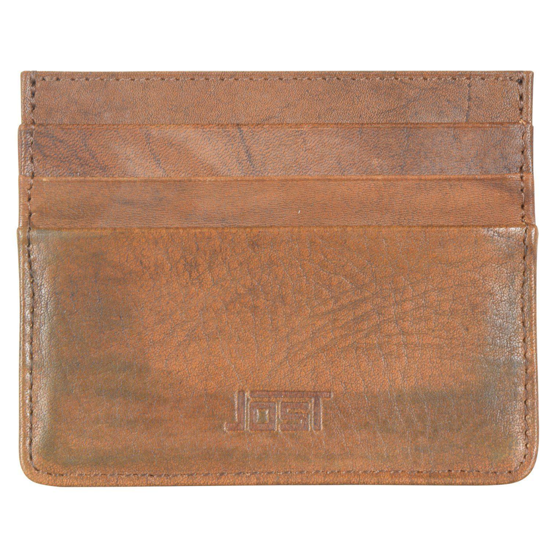 JOST Jost Ranger Kreditkartenetui Leder 10 cm