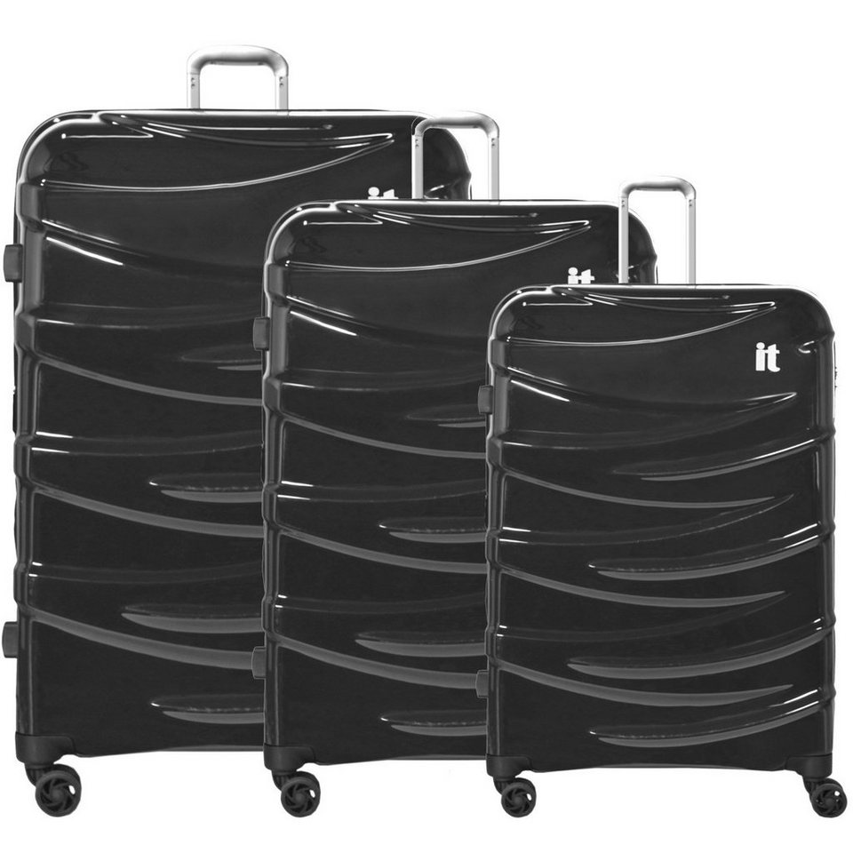 it luggage auckland 4 rollen trolley set 3 tlg otto. Black Bedroom Furniture Sets. Home Design Ideas