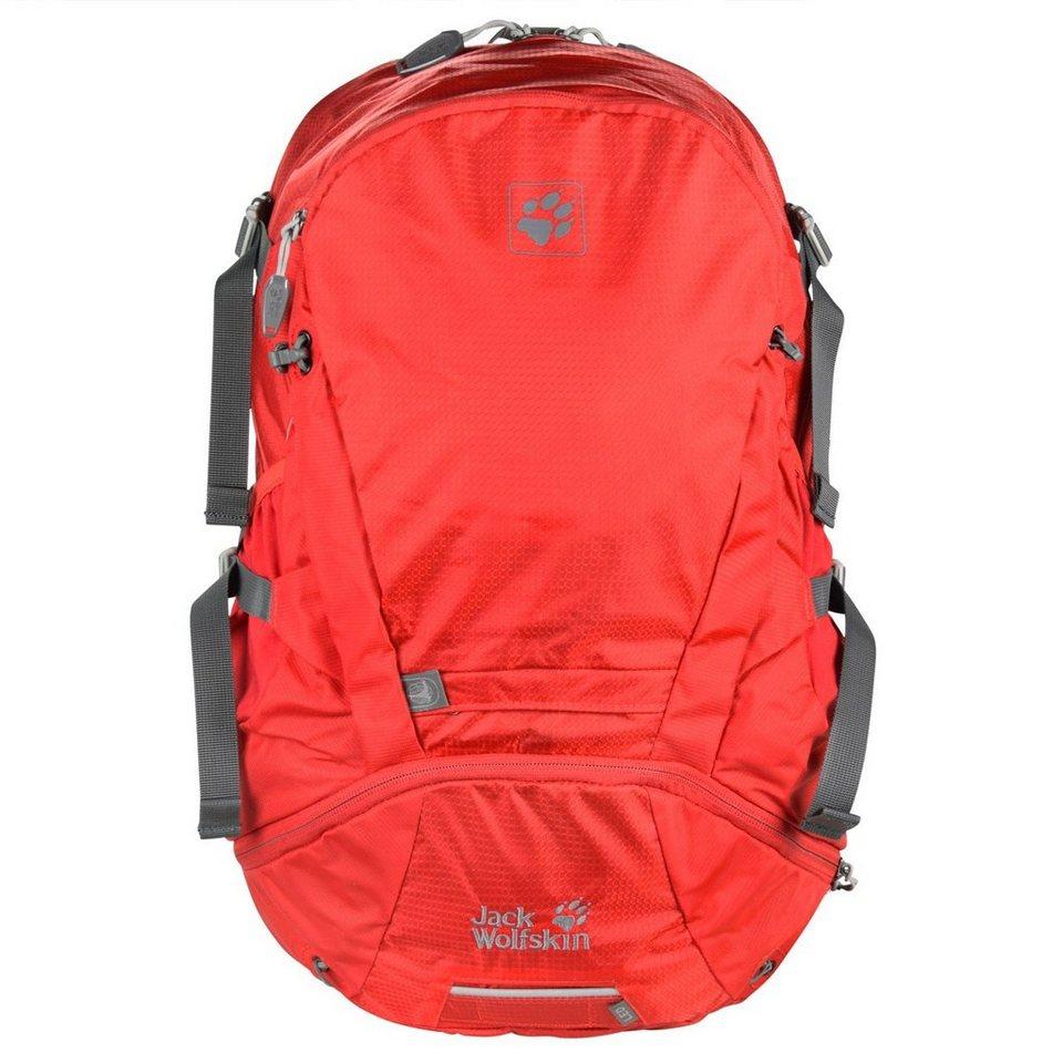 Jack Wolfskin Daypacks & Bags Moab Jam 30 Rucksack 51 cm in red fire