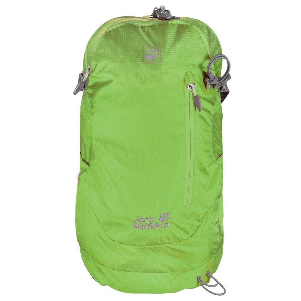Jack Wolfskin Daypacks & Bags ACS Hike 20 Pack Rucksack 54 cm in parrot green