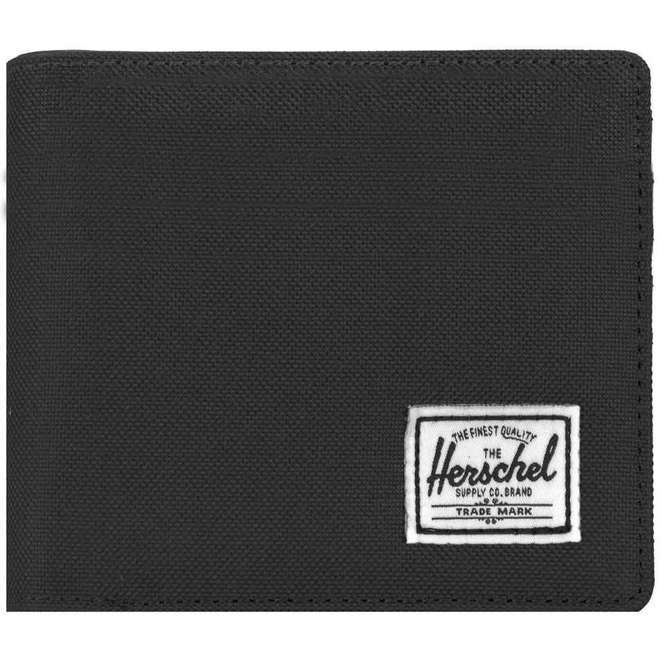 Herschel Wallets Hank XL Geldbörse 10 cm in black