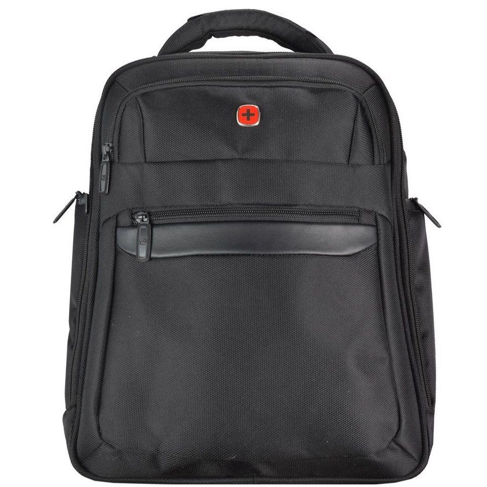 Wenger Rucksack 40 cm Laptopfach in black