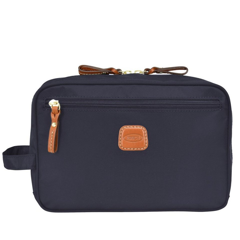 Bric's Bric's X-Bag Kosmetiktasche 24 cm in ocean blue
