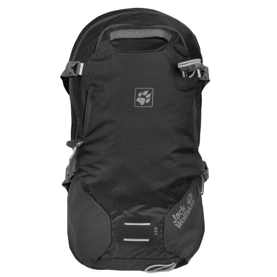 Jack Wolfskin Jack Wolfskin Daypacks & Bags ACS Stratosphere 15 Pack Rucksack in black