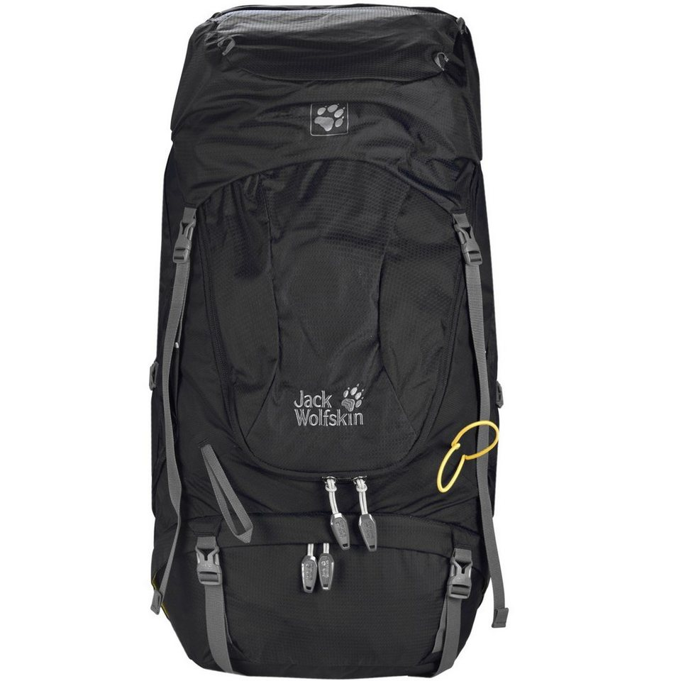 Jack Wolfskin Daypacks & Bags Highland Trail XT 60 Rucksack 82 cm in black