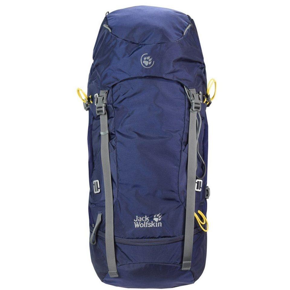 Jack Wolfskin Daypacks & Bags EDS Dynamic 48 Pack Rucksack 80 cm in evening blue