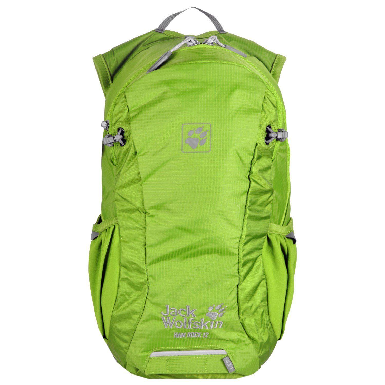 Jack Wolfskin Daypacks & Bags Ham Rock 12 Rucksack 44 cm