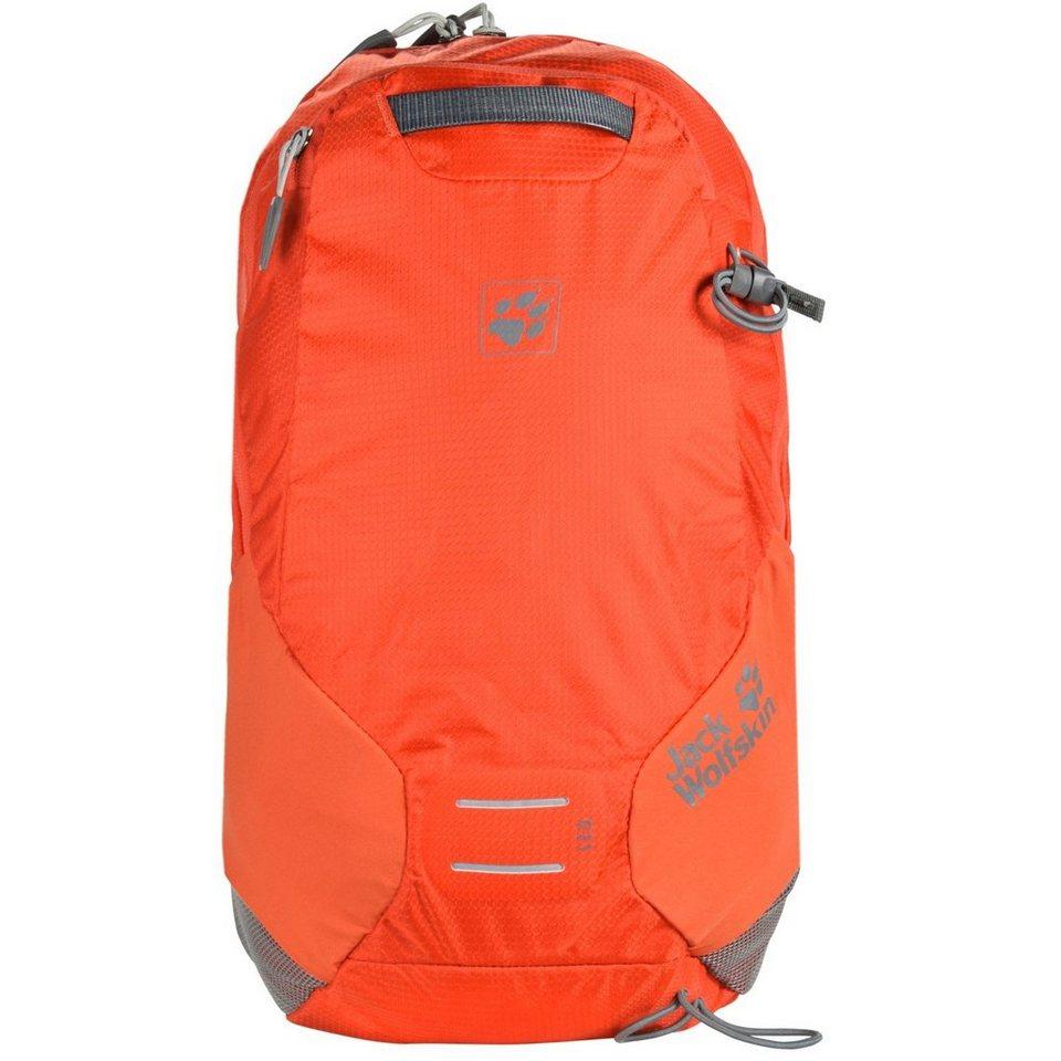 Jack Wolfskin Jack Wolfskin Daypacks & Bags ACS Stratosphere 10 Pack Rucksack in bright pumpkin