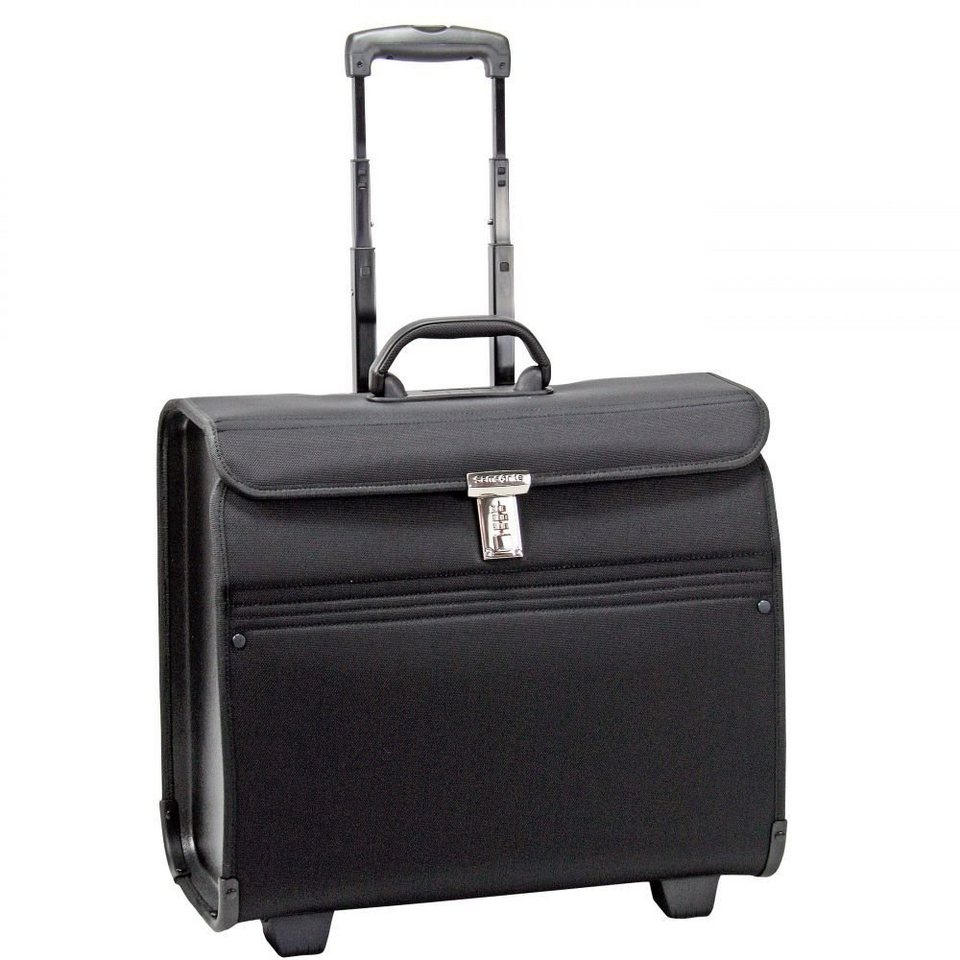 "Samsonite Samsonite Transit 2 Pilotenkoffer ""Synaptic"" 48,5 cm Laptopfach in jet black"