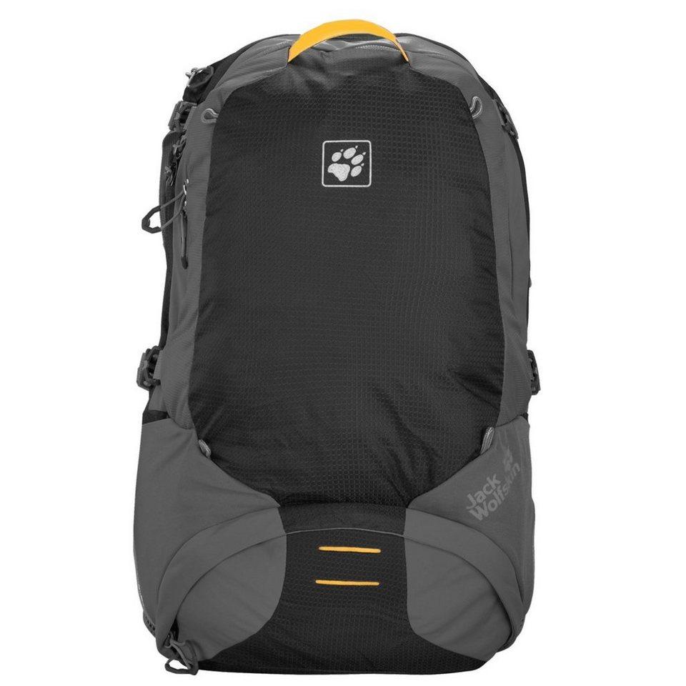Jack Wolfskin Jack Wolfskin Daypacks & Bags Rock Surfer 30,5 Rucksack 54 cm in black