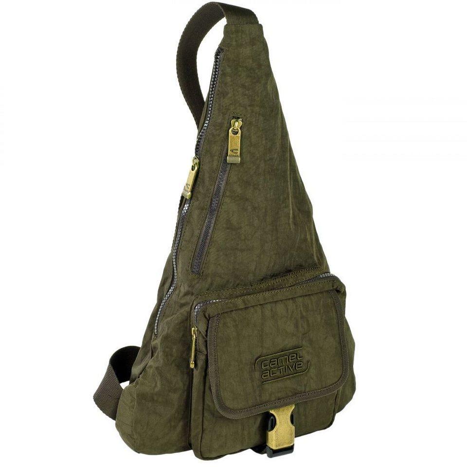 camel active Journey Body Bag 27 cm in khaki