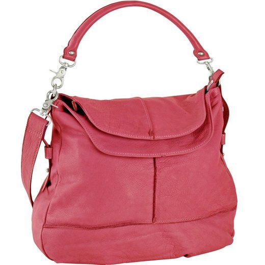FREDsBRUDER Vanilla Hobo Bag Leder 36 cm