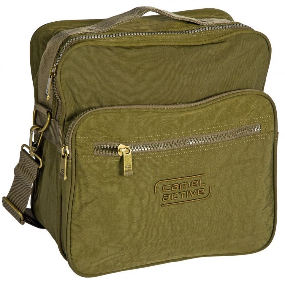 camel active Journey Flugumhänger 30 cm in khaki
