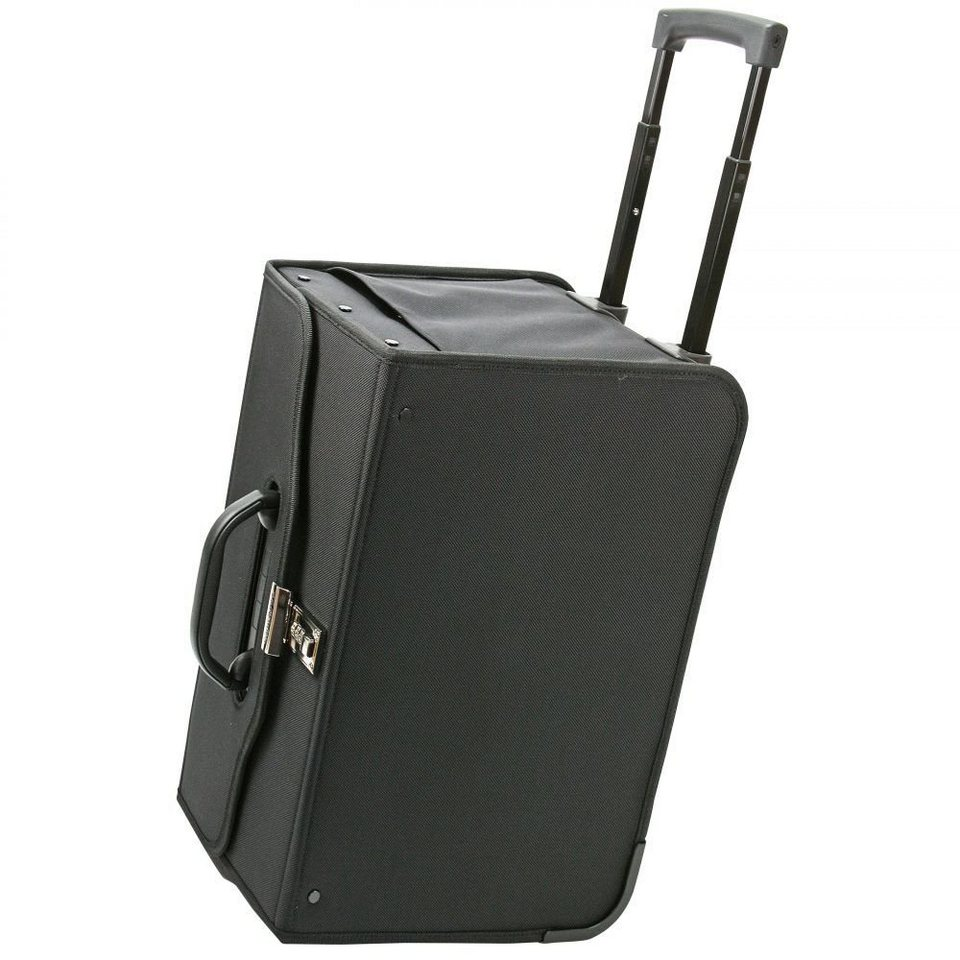 "Samsonite Transit 2 Pilotenkoffer ""Scopic"" 45,5 cm Laptopfach in jet black"