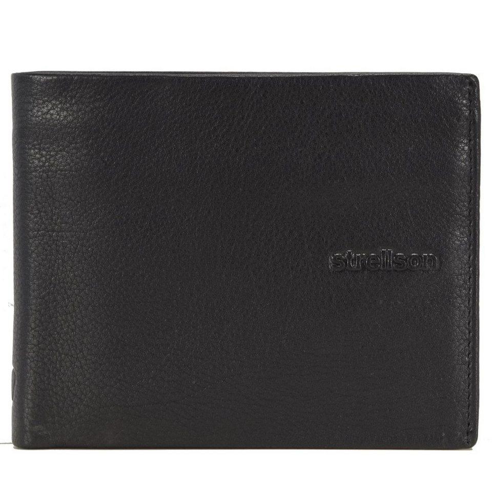 low priced 896e5 49c2d Strellson Neck Label Herren-Geldbörse Leder 12 cm | OTTO