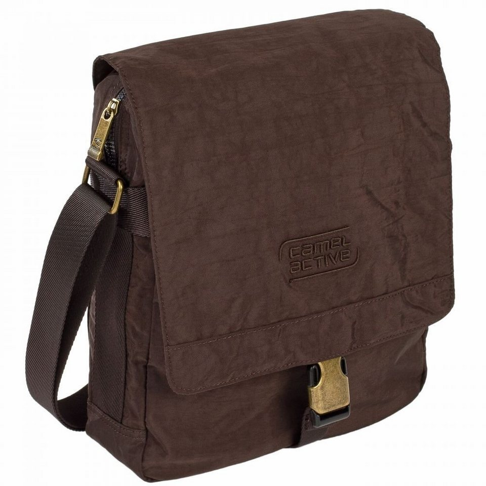 camel active Journey Umhängetasche 25 cm in braun