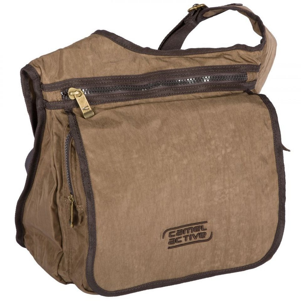 camel active Journey Body Bag 31cm in sand