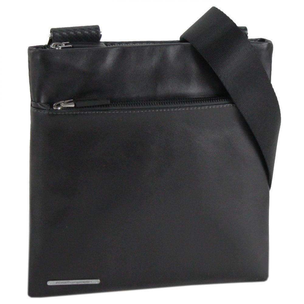 PORSCHE Design CL2 2.0 Shoulderbag M Umhängetasche Leder 23 cm