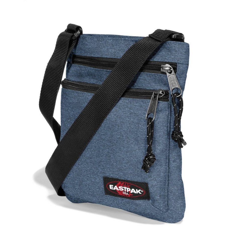 EASTPAK Authentic Collection Rusher Umhängetasche 18 cm in double denim