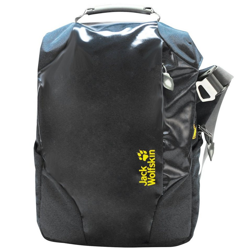 jack wolfskin travel gear commuter handtasche 30 cm online kaufen otto. Black Bedroom Furniture Sets. Home Design Ideas